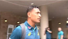 Australia's top rugby player sacked over Bible quote