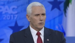 Vice President Mike Pence -  America stands with Israel