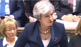 May rules out CofE being forced to perform same-sex marriages