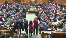 New motion to keep God out of Parliament