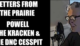 POWELL-THE KRACKEN-THE DNC CESSPIT?