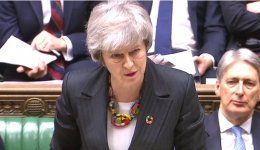 No-deal Brexit is more likely after another defeat for PM