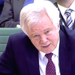 Davis: Free trade deal with the EU after BREXIT is overwhelmingly probable