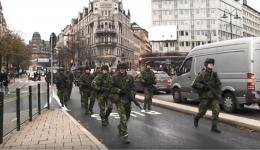 Sweden to introduce compulsary military service