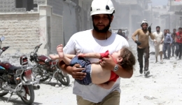 White Helmets behind staged chemical weapon attack in Syria last year