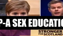 The Scottish National Party & Sex Education