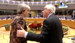 EU officials crush any chance of a deal, leaving the PM and officials empty handed.