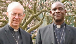 Calm urged as Anglican split over sexuality threatens to deepen