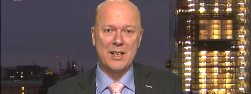 Grayling: Leave voters would feel cheated if BREXIT is not delivered