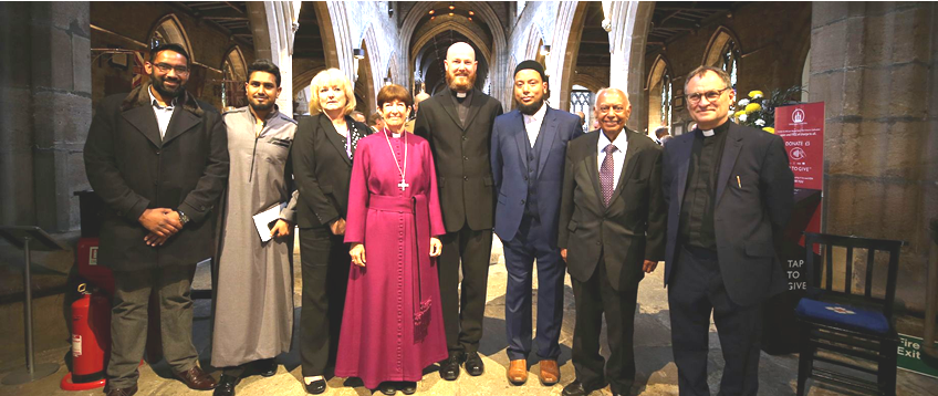 Are we living in the last days as the Church of England embraces Ramadan?