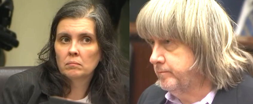 American parents plead not guilty to child torture as horrific details emerge