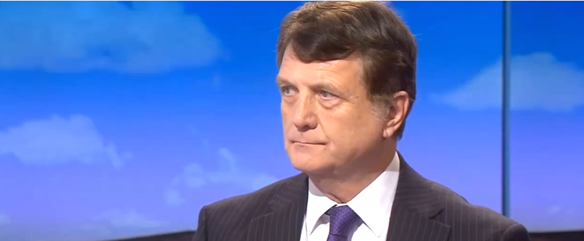 Gerard Batten MEP front runner for UKIP leadership