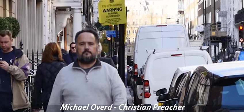 Street Preacher arrested in Bath for quoting the Bible