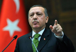 Turkish President warns Putin not to 'play with fire'